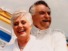 Shirley Jones & Marty Ingels to Remarry at Sea