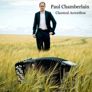 Paul Chamberlain Classical Accordion