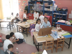Chinese ESL classroom