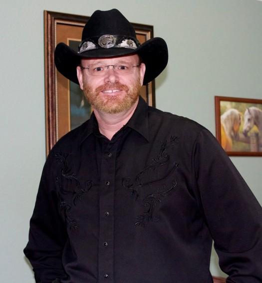Alaskan Cowboy Doug Briney