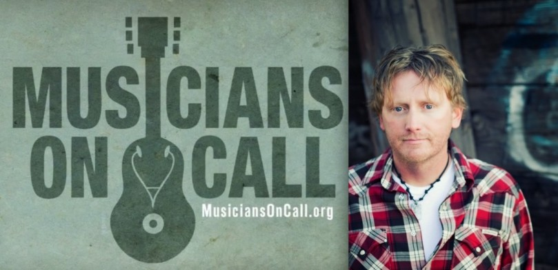 Musicians on Call & Scott Helmer