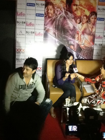Interaction with media at Cinepolis