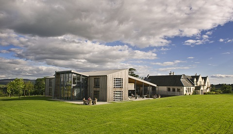 Experience the sedate luxury of Ardoch