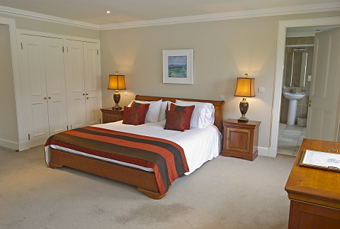 Our accommodation is bespoke and luxurious