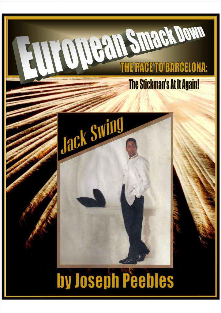 European Smack Down final book cover