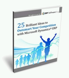 Focused on Ways Competition Can Use ERP Software as a Competitive Advantage