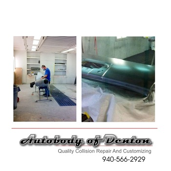 Professional Auto Body Repair