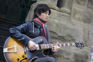 Yuto Kanazawa, photo by Yusuke Suzuki