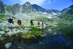 Enjoy the great outdoors in Slovakia