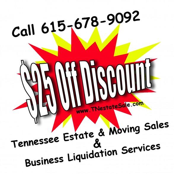 Estate Sales Liquidation Nashville Tennessee