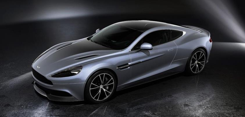 Centenary Edition Vanquish coming to SW Florida