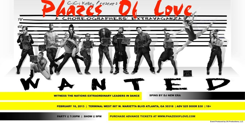 2013 Phazes of Love