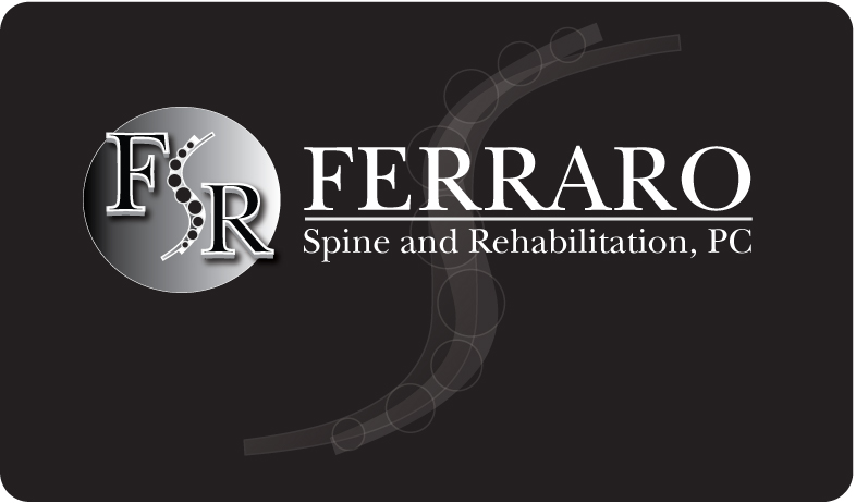 For more information call Ferraro Spine & Rehabilitation at 973-478-2212