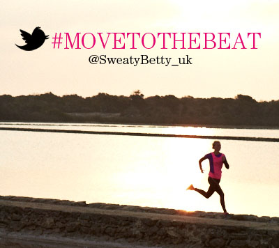 Sweaty Betty Ultimate Workout Playlist