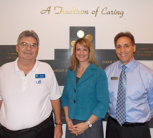 Chip Taylor, Atty. Alyssa Nohren and Troy Sacco of Generous Property