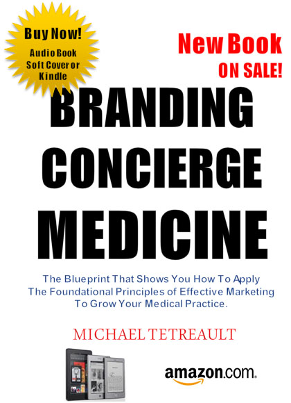 In this new book, Tetreault explores the popularity of concierge medicine across