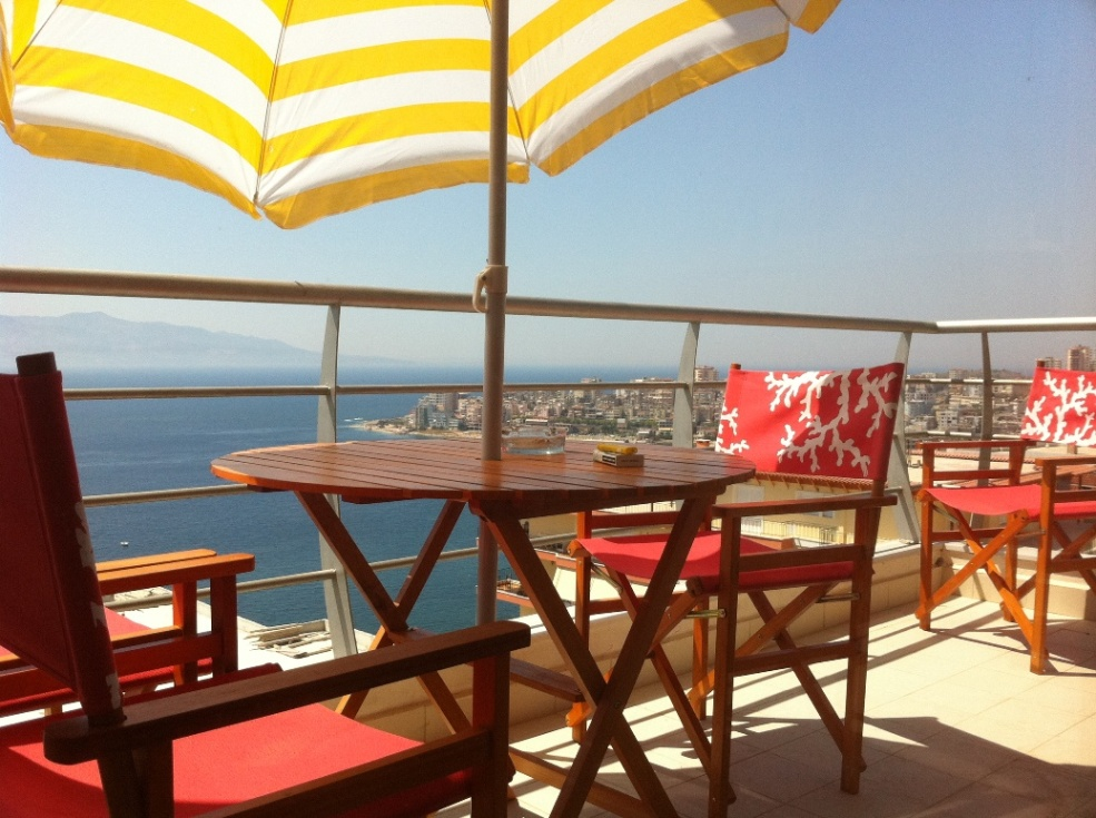 Albania Holiday Rental in Beautiful Saranda