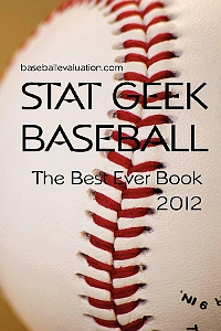 Stat Geek Baseball 2012