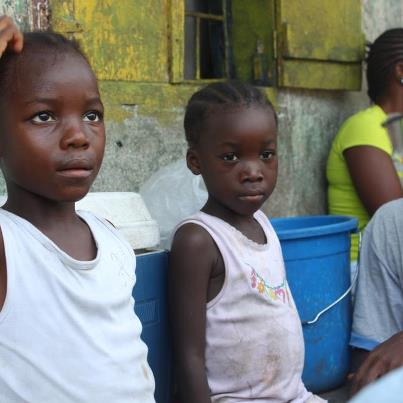 Zoe and Baby- Child Slaves in Liberia