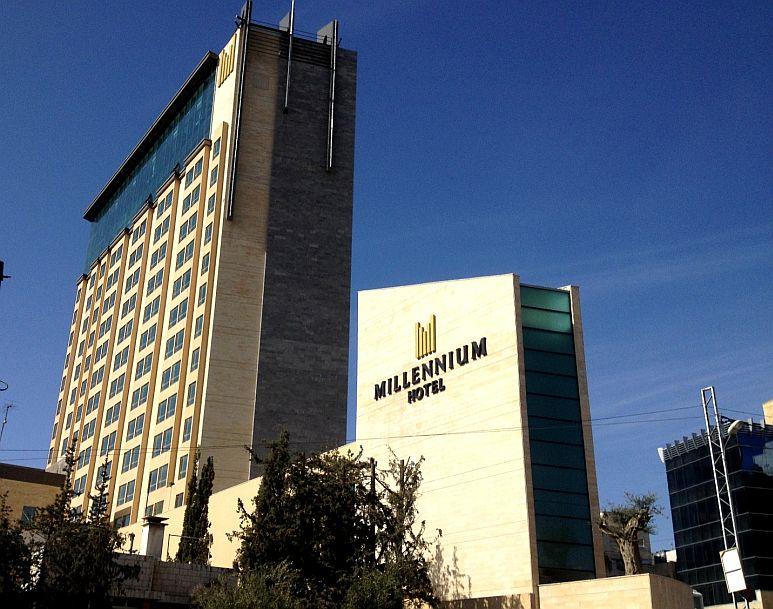 Millennium Hotel Amman, Jordan