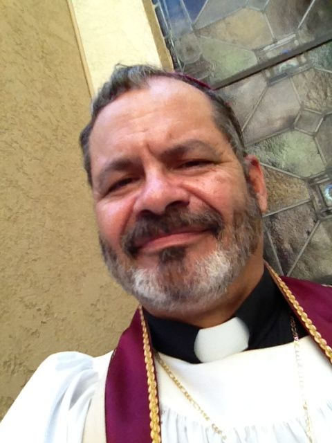 Archbishop Ron Feyl, SOSM