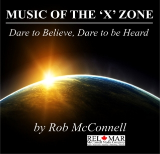 Music of the 'X' Zone Album Cover