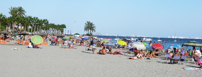 Los Alcazeres, Mar Menor lagoon, Spain