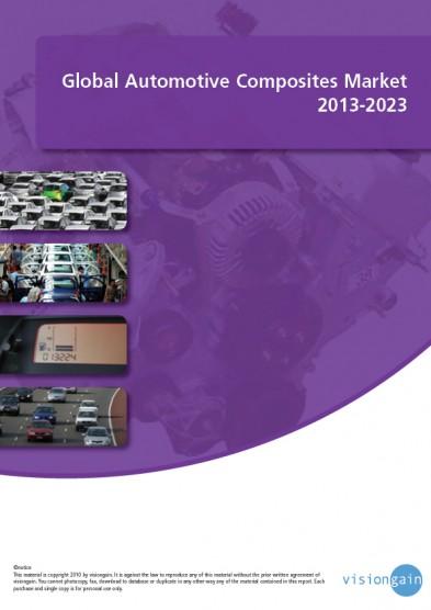 Global Automotive Composites Market 2013-2023 Cove