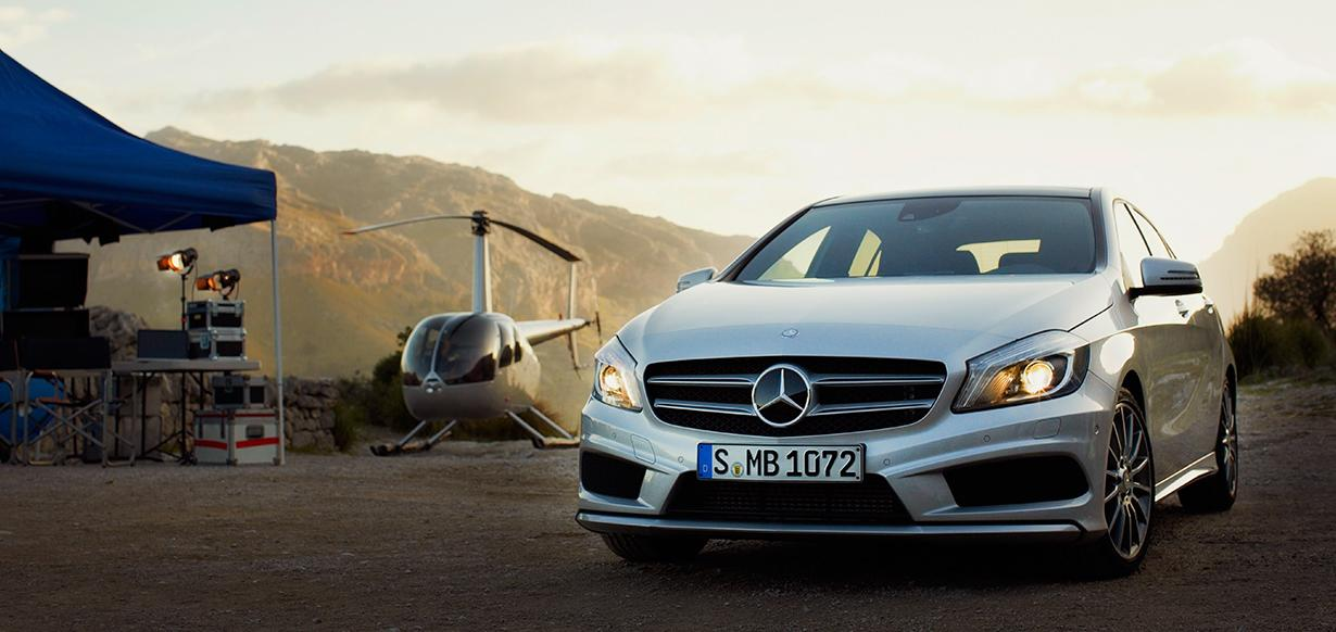 Mercedes Benz 2013 A Class Blueefficiency Edition Revealed