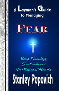 Managing Fear Book Image.