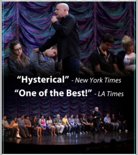 Comedy Hypnotist and Corporate Entertainer Don Barnhart