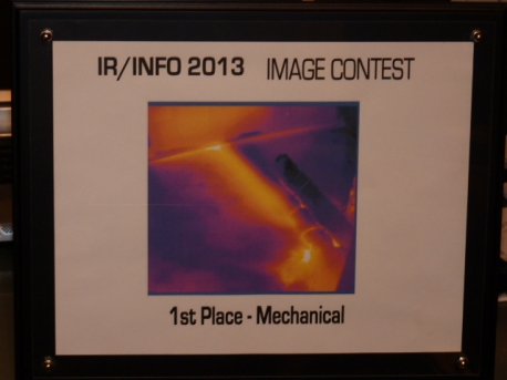 Mechanical Category First Image Contest IRINFO 2013