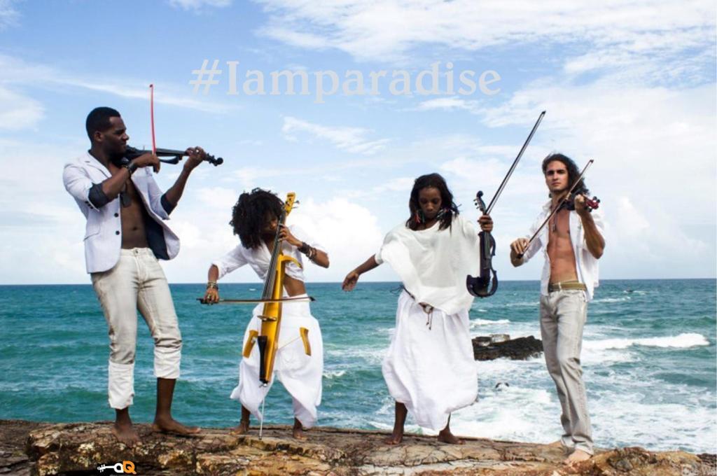 I Am Paradise