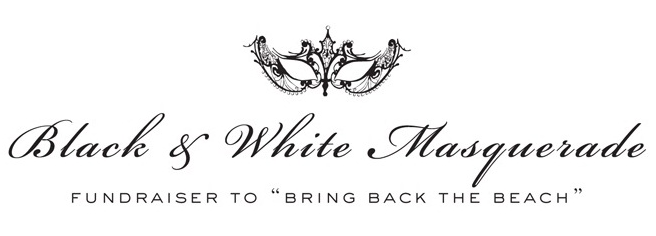 Black and White Masquerade fundraiser