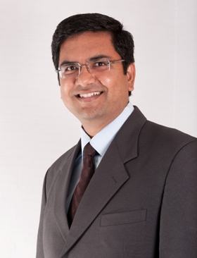 Mr.Rajesh Ganesan, director of product management