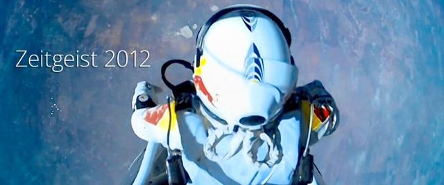 Google's Zeitgeist 2012
