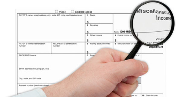 CPA Firm-1099 Form