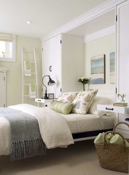 Laura Stein Family Room - Photography by Brandon Barré