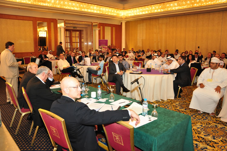 The previous International Franchise Forum in Dubai.