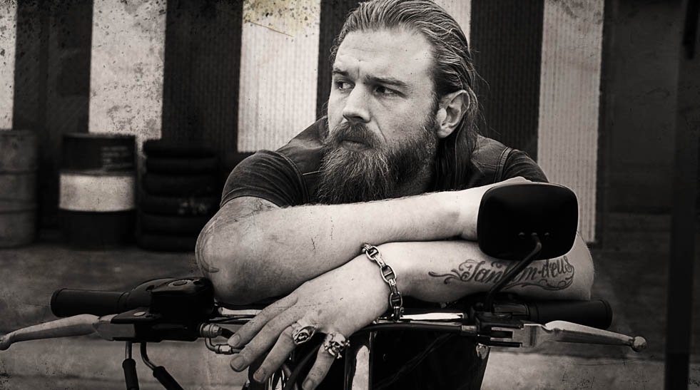 "actor Ryan Hurst, famous for portraying ""Opie"" on FXNetwork's Sons of Anarchy"