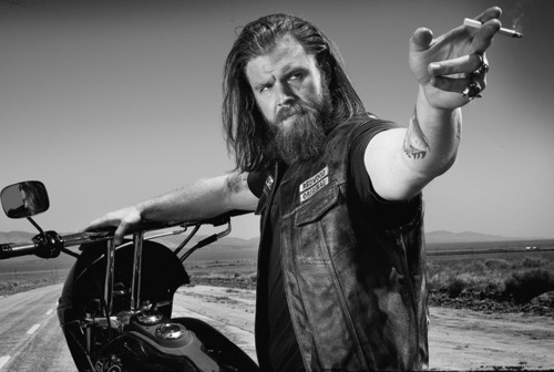 Ryan Hurst, famous from Sons of Anarchy, will be available for Meet and Greets