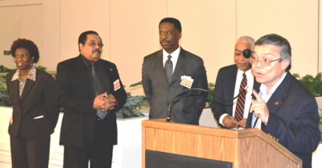 NMBC Executive Management Committee Crawford, Jones, Eddie, Robinson and Drewes