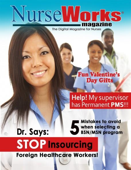 NurseWorks Magazine