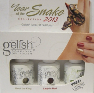 Harmony Gelish Year of the Snake Gel Polish Collection