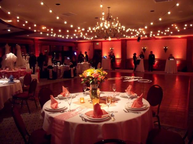 Wedding Reception Lighting - Cleveland OH