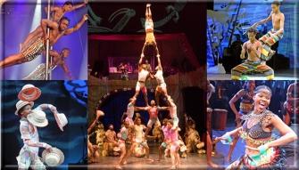 Station Avenue will showcase Cirque Zuma Zuma in 2013.