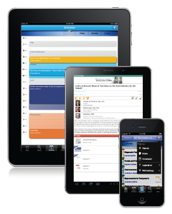 EventPilot Conference App for green meetings anad paperless events