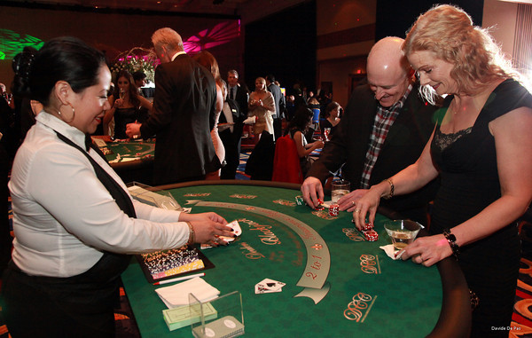 Casino rentals in NYC top charity event managers