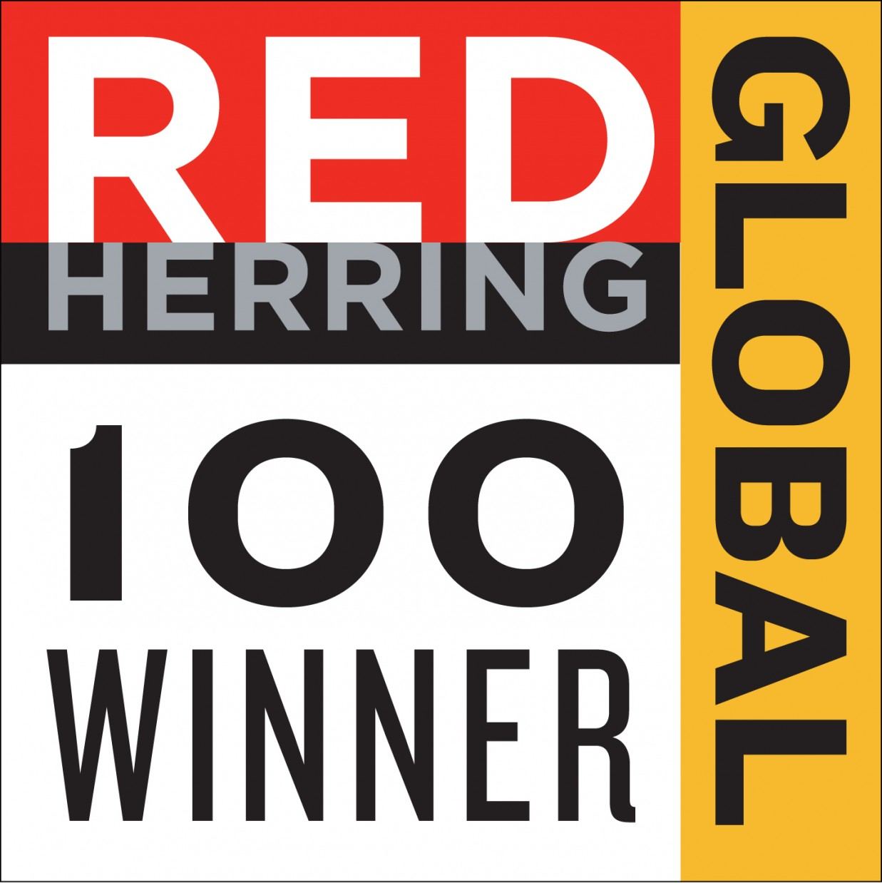 Red Herring Top 100 Global Winner