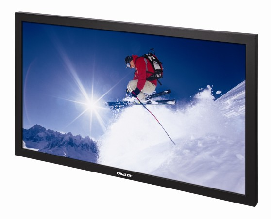 Christie FHD551-W WeatherAll Flat Panel